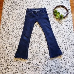 Express Stella Low Rise Slim Flare size 4S